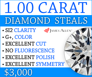 1 Carat Diamond Steals