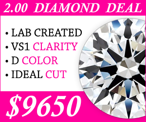 Lab Grown Diamond Deals