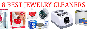 8 Best Types of Jewelry Cleaners