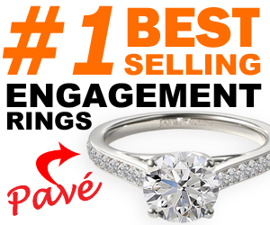 Number 1 Best Selling Engagement Rings