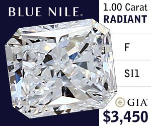 Blue Nile Radiant Diamonds