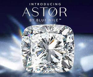 Blue Nile Astor Cut Diamonds
