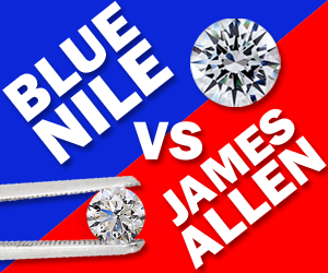 Blue Nile VS James Allen