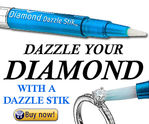 Dazzle your Diamond with a Diamond Dazzle Stik