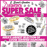 Diamond Super Sale Sample Ad