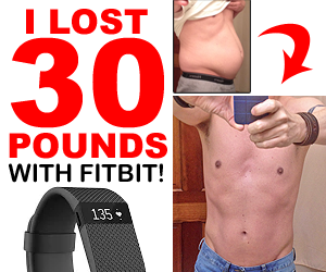 Lose 30 Lbs With Fitbit