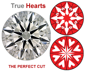 True Hearts Diamonds