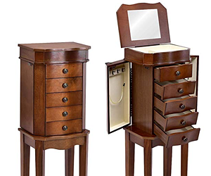 Jewelry Armoire Chest