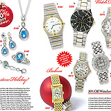 Jewelry Christmas Catalog Pages 2-7 Sample Ad