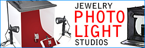 Jewelry Photo Light Studio