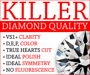 Killer Diamond Quality