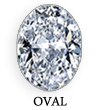 Oval Diamonds