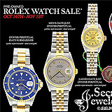 Rolex Watch Sample Ad