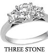 Three Stone Settings