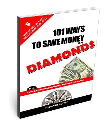101 Ways to Save Money On Diamonds!