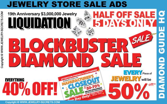 Jewelry Store Ads