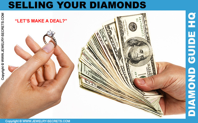 Selling your Diamonds