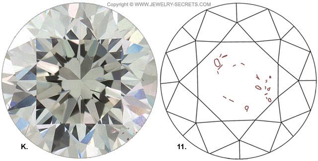 Diamond Clarity Match Game 11