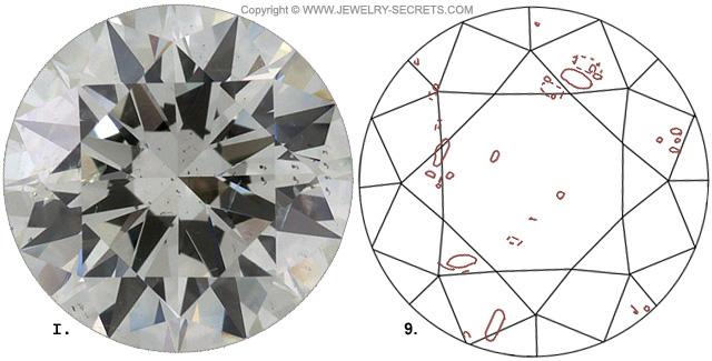 Diamond Clarity Match Game 9