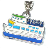 Fun Cruise Ship Dangle Charm