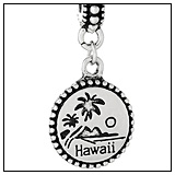 Hawaii Dangle Spacer Bead