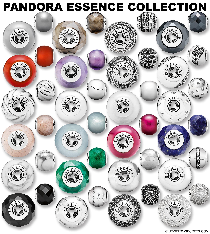 PANDORA BRACELET ESSENCE COLLECTION – Jewelry Secrets