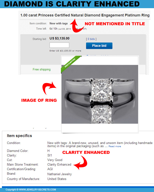 Should You Buy A Diamond From Ebay Jewelry Secrets