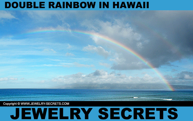 Double Rainbow In Hawaii