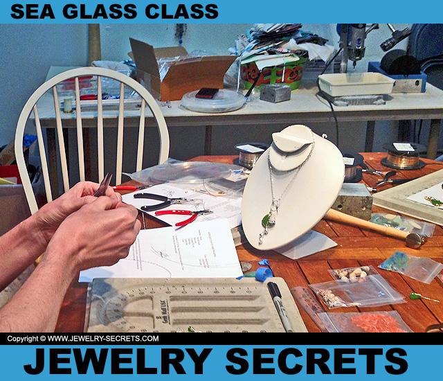 Hawaii Sea Glass Class