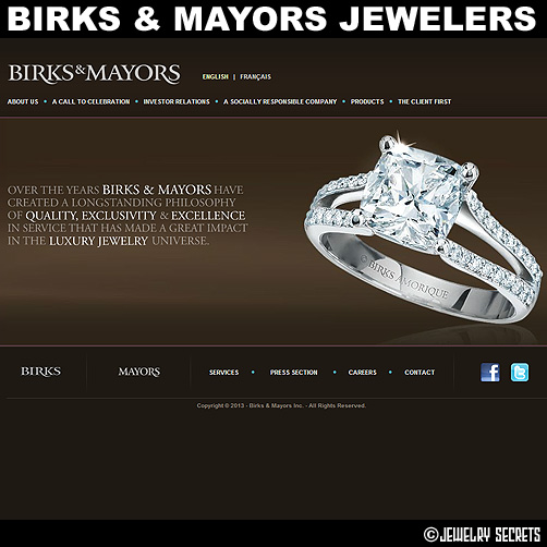 Birks and Mayors Jewelers