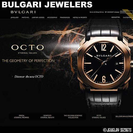 Bulgari Jewelers