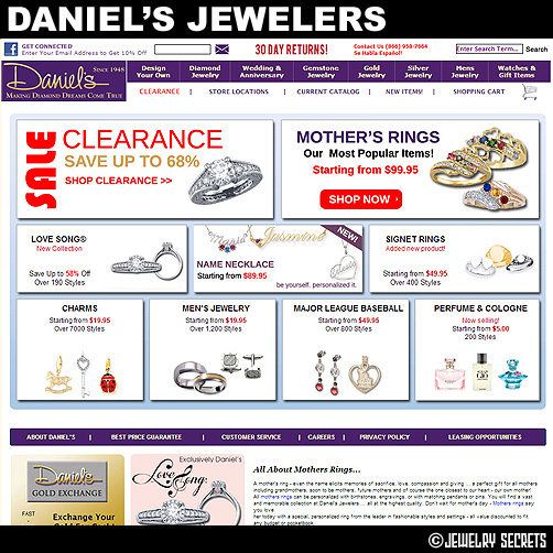 Rental Receipt Word Template The Top Largest Jewelry Store Chains  Jewelry Secrets Invoice Templet Excel with Can You Return Things To Walmart Without A Receipt Pdf Daniels Jewelers Billing Statement Vs Invoice Pdf