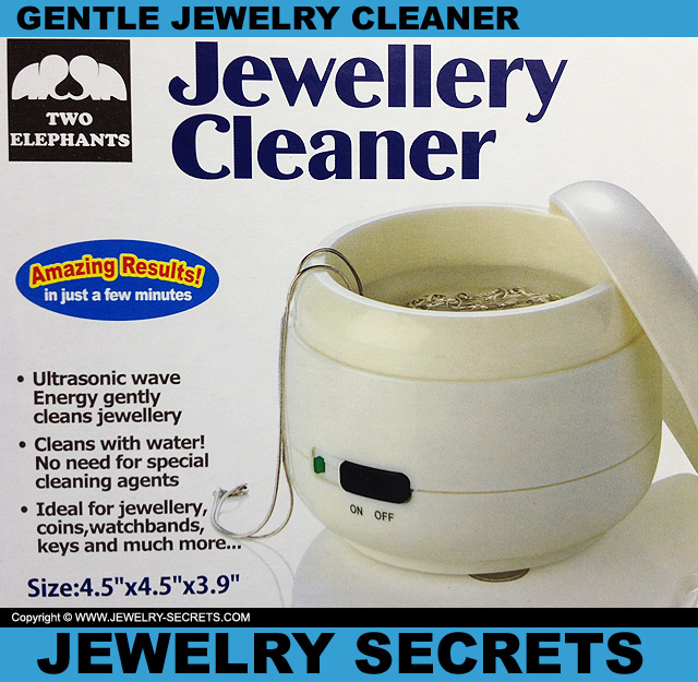 Two Elephants Gentle Jewelry Cleaner