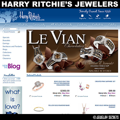 Harry Ritchies Jewelers