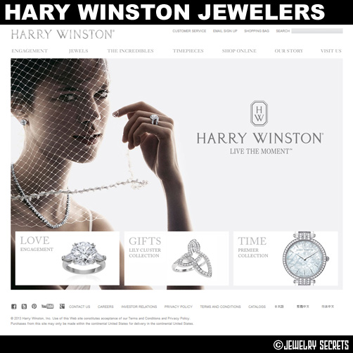 Harry Winston Jewelers