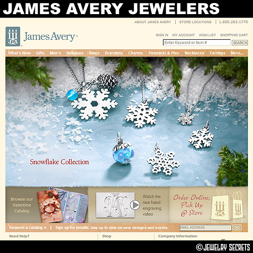 James Avery Jewelers