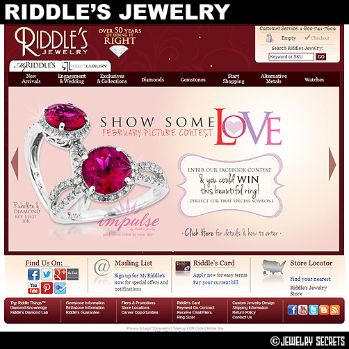 THE TOP LARGEST JEWELRY STORE CHAINS – Jewelry Secrets