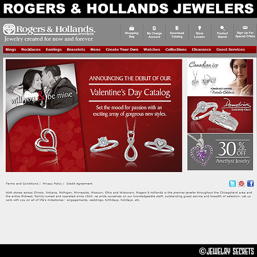 Letter Of Receipt Pdf The Top Largest Jewelry Store Chains  Jewelry Secrets Web Based Invoice Excel with Sample Donation Receipt Excel Rogers And Hollands Jewelers Print Out Receipts Pdf