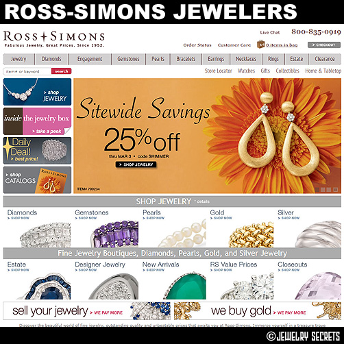 Ross Simons Jewelers