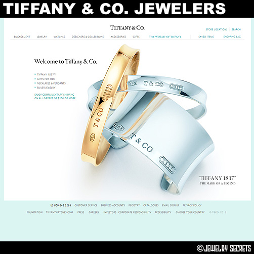 Tiffany & Co Jewelers