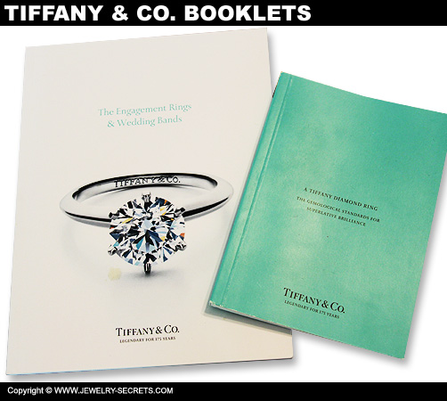 Tiffanys Diamond Booklets