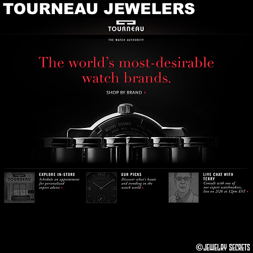 Tourneau Jewelers
