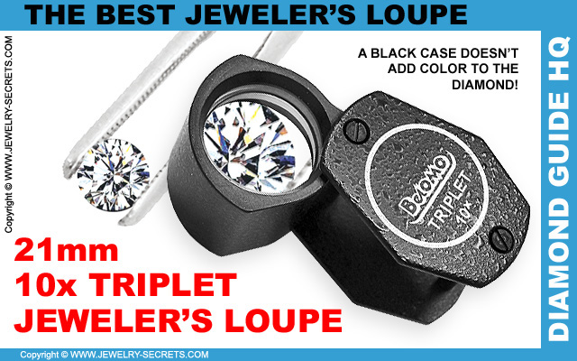 10x Triplet Jewelers Loupe