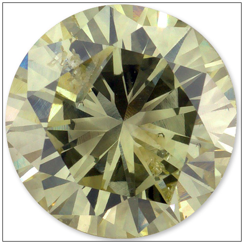 128 Carat Fancy Yellow Diamond