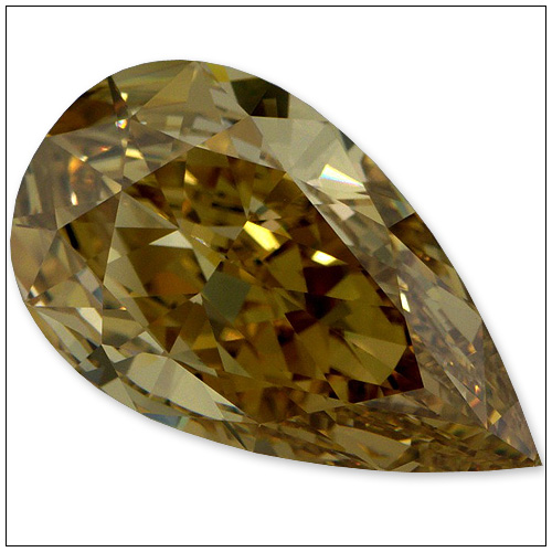 313 Carat Fancy Brown Diamond