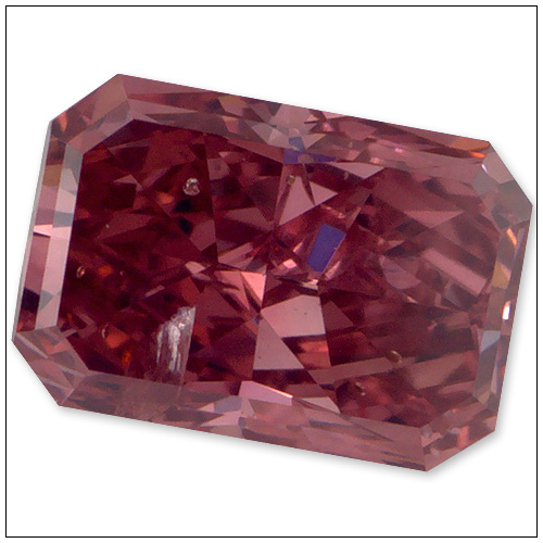 51 Point Fancy Vivid Pink Diamond