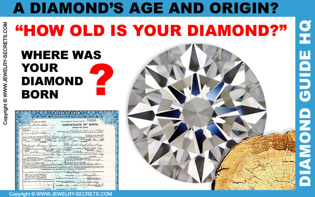 A Diamonds Birth Certificate