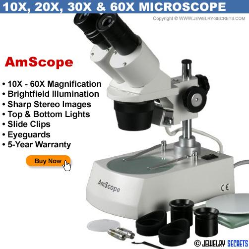 AmScope Jewelers Microscope
