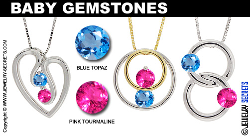 Baby Gemstones