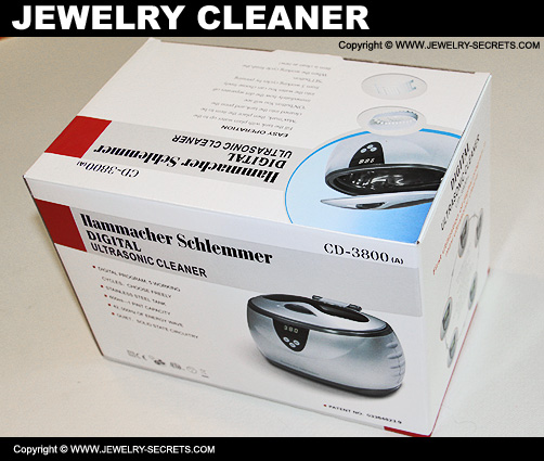 Best Ultrasonic Jewelry Cleaner